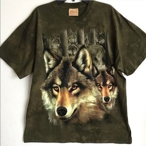 The Mountain Wold T-shirt